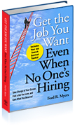 Book: Get the Job You Want Even When No One's Hiring