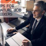 mature job seekers